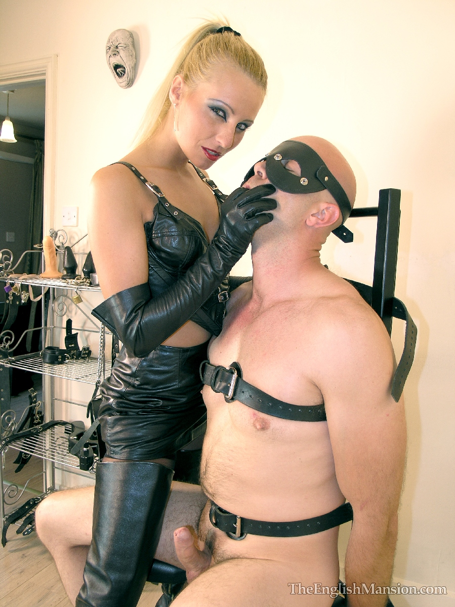 Professional domination sessions